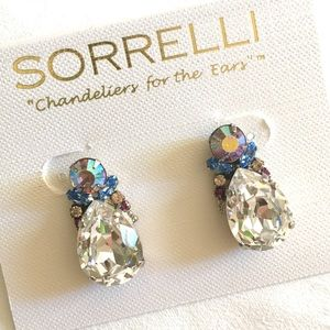 Sorrelli Earrings New! Teardrop Posts